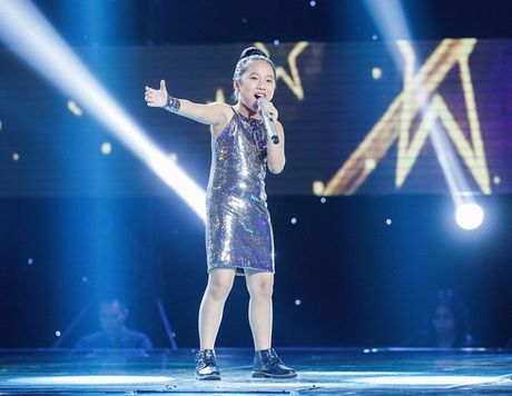 Vu Cat Tuong be bang vi bi thi sinh tu choi tai The Voice Kids - Anh 5