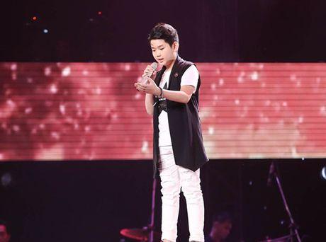 Vu Cat Tuong be bang vi bi thi sinh tu choi tai The Voice Kids - Anh 9