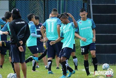 U22 Thai Lan tap gi tren dat Malaysia truoc SEA Games 29? - Anh 10