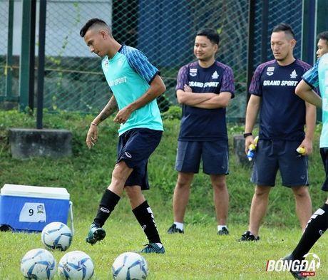 U22 Thai Lan tap gi tren dat Malaysia truoc SEA Games 29? - Anh 11