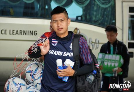 U22 Thai Lan tap gi tren dat Malaysia truoc SEA Games 29? - Anh 2