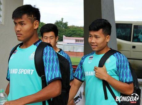 U22 Thai Lan tap gi tren dat Malaysia truoc SEA Games 29? - Anh 3