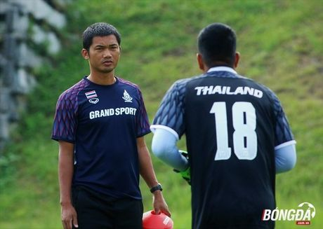 U22 Thai Lan tap gi tren dat Malaysia truoc SEA Games 29? - Anh 6