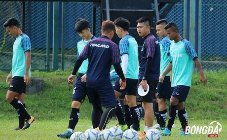 U22 Thai Lan tap gi tren dat Malaysia truoc SEA Games 29? - Anh 7
