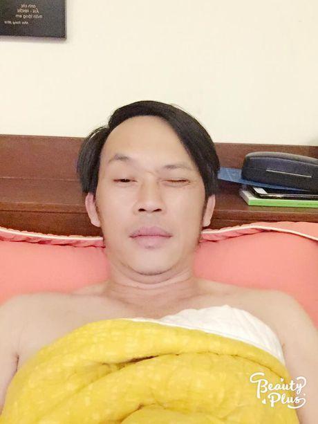 Vo cu Phan Thanh Binh lai khoe anh ben 'trai la' - Anh 12