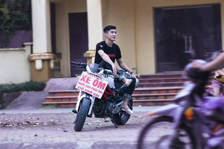Anh hai huoc khong tuong voi cach quang cao xe om - Anh 6
