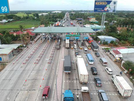 Tram thu phi Cai Lay het hon loan - Anh 3