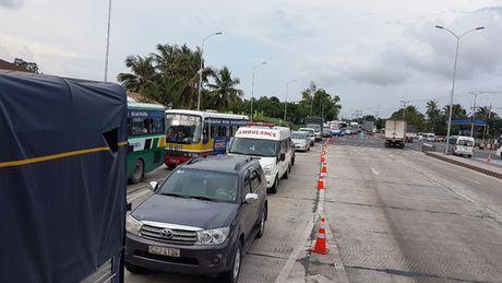 Tram thu phi Cai Lay het hon loan - Anh 5