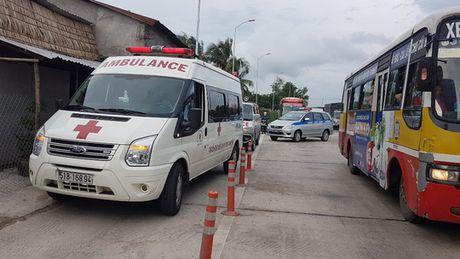 Tram thu phi Cai Lay het hon loan - Anh 6