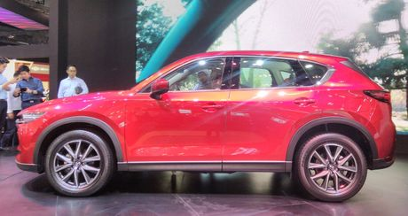 Mazda CX-5 2017 ra mat tai Indonesia, gia tu 39.400 USD - Anh 1