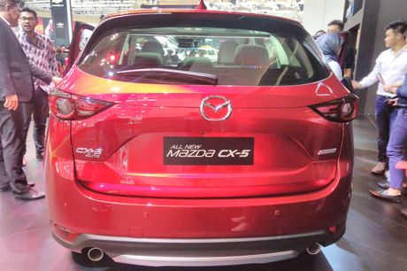 Mazda CX-5 2017 ra mat tai Indonesia, gia tu 39.400 USD - Anh 3
