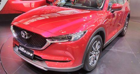 Mazda CX-5 2017 ra mat tai Indonesia, gia tu 39.400 USD - Anh 5