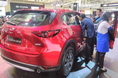 Mazda CX-5 2017 ra mat tai Indonesia, gia tu 39.400 USD - Anh 6