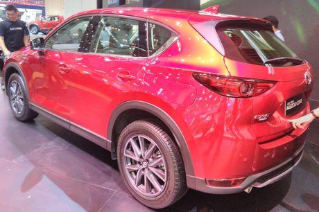 Mazda CX-5 2017 ra mat tai Indonesia, gia tu 39.400 USD - Anh 7