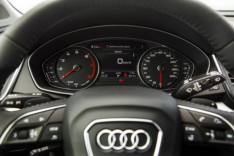 Chi tiet Audi Q5 hoan toan moi - Anh 16