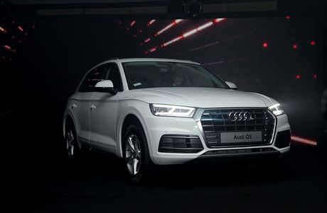 Chi tiet Audi Q5 hoan toan moi - Anh 1