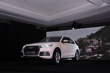 Chi tiet Audi Q5 hoan toan moi - Anh 2