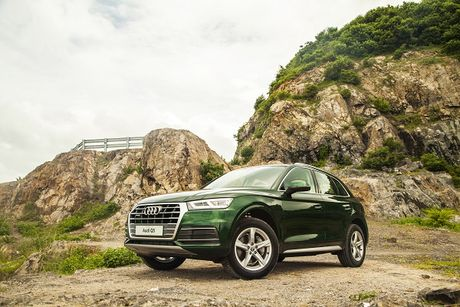 Chi tiet Audi Q5 hoan toan moi - Anh 3