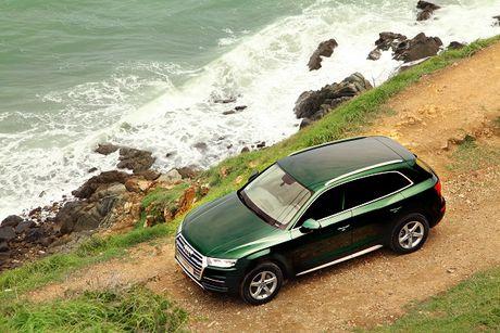 Chi tiet Audi Q5 hoan toan moi - Anh 6