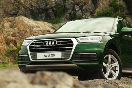Chi tiet Audi Q5 hoan toan moi - Anh 7