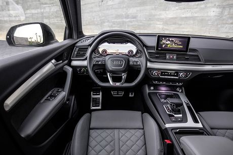 Chi tiet Audi Q5 hoan toan moi - Anh 9