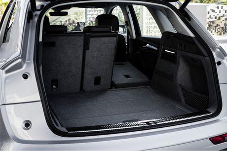 Dang cap thoi thuong - mau xe Audi Q5 hoan toan moi - Anh 10