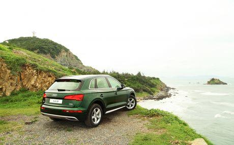 Dang cap thoi thuong - mau xe Audi Q5 hoan toan moi - Anh 5