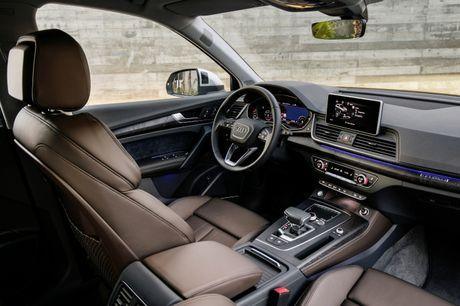 Dang cap thoi thuong - mau xe Audi Q5 hoan toan moi - Anh 6