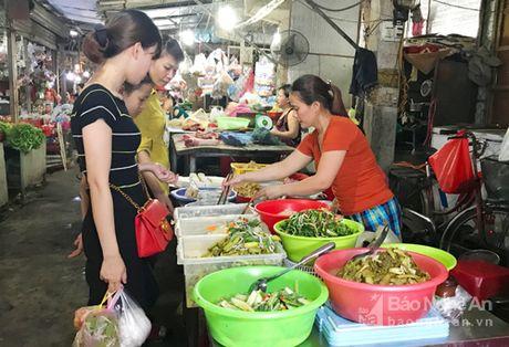 Nang nong, thuc pham giai nhiet hut khach - Anh 1