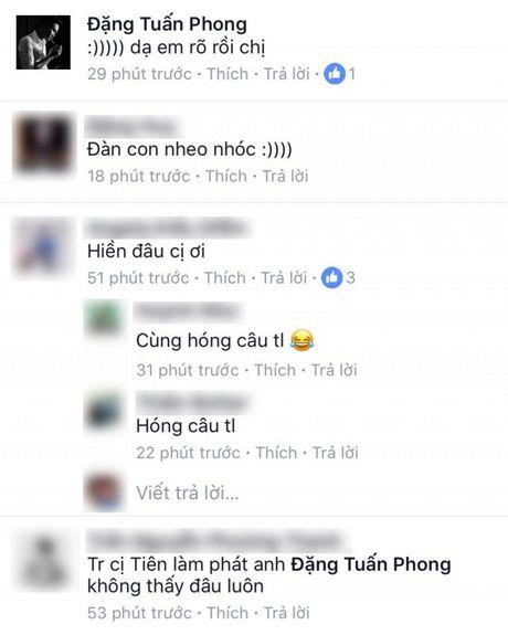 Khoe anh cung dan hoc tro The Voice 2017, Toc Tien khong he nhac den Hien Ho? - Anh 5
