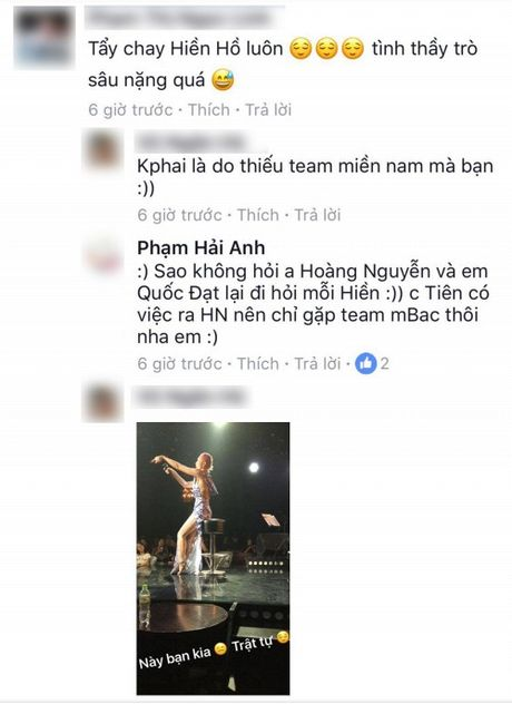 Khoe anh cung dan hoc tro The Voice 2017, Toc Tien khong he nhac den Hien Ho? - Anh 6