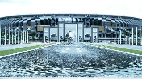 Clip: Malaysia dang 'chay dua' voi le khai mac Sea Games - Anh 1