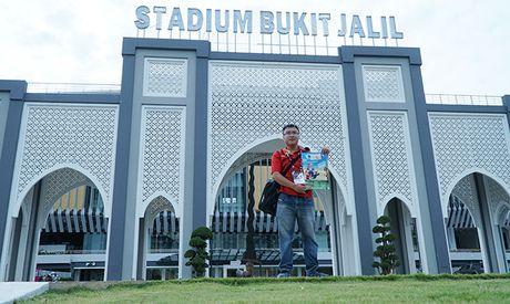 Clip: Malaysia dang 'chay dua' voi le khai mac Sea Games - Anh 2