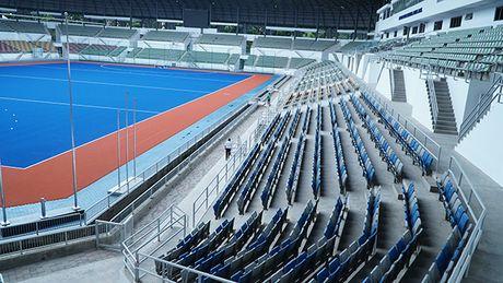 Clip: Malaysia dang 'chay dua' voi le khai mac Sea Games - Anh 7