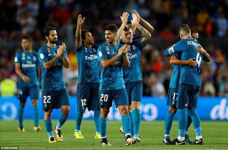 Barcelona 1-3 Real Madrid: Cristiano Ronaldo dai nao Nou Camp - Anh 1