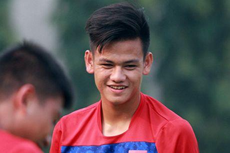 Sao U20 Viet Nam gam ngui noi loi chia tay giac mo vang SEA Games - Anh 1