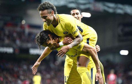 Guingamp 0-3 PSG: Neymar khien Ligue 1 'mo mat' - Anh 1