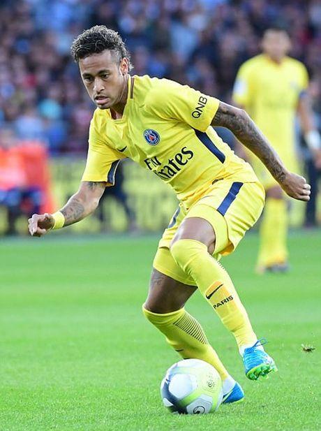 Guingamp 0-3 PSG: Neymar khien Ligue 1 'mo mat' - Anh 5