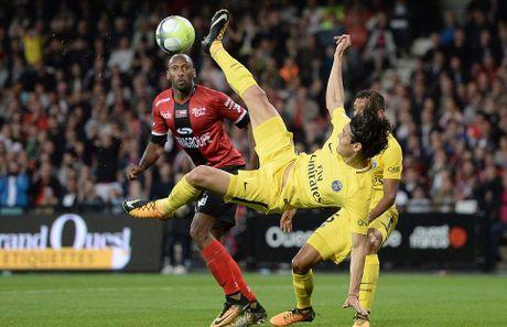 Guingamp 0-3 PSG: Neymar khien Ligue 1 'mo mat' - Anh 7