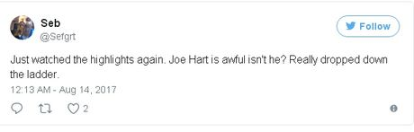 Joe Hart bi 'dan tinh' che toi ta khi de lot luoi 4 ban - Anh 6