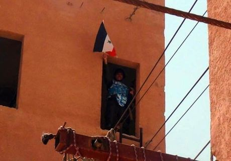 Muc kich luc luong Syria dien tap chong khung bo o Damascus - Anh 11