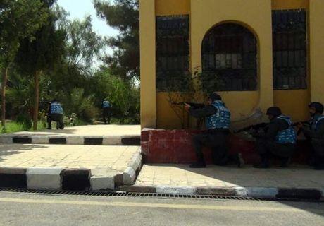 Muc kich luc luong Syria dien tap chong khung bo o Damascus - Anh 3