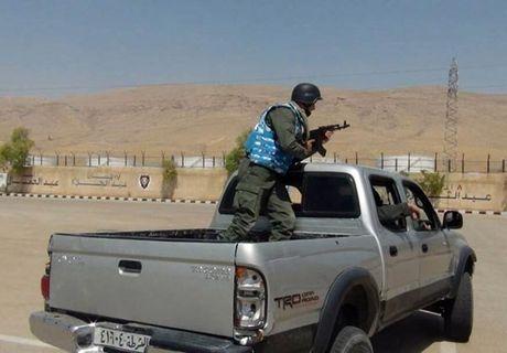 Muc kich luc luong Syria dien tap chong khung bo o Damascus - Anh 4