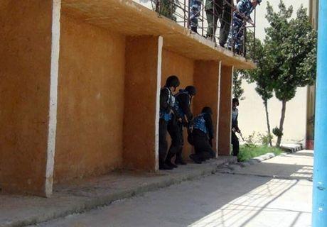 Muc kich luc luong Syria dien tap chong khung bo o Damascus - Anh 8