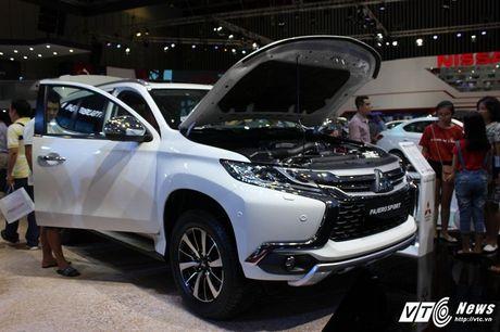 Mitsubishi giam ky luc trong thang 8, dai ly chiu lo toi 210 trieu dong - Anh 1