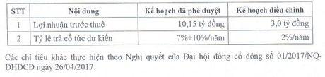 Lo 6 thang dau nam, STP dieu chinh giam 70% chi tieu loi nhuan ca nam - Anh 1