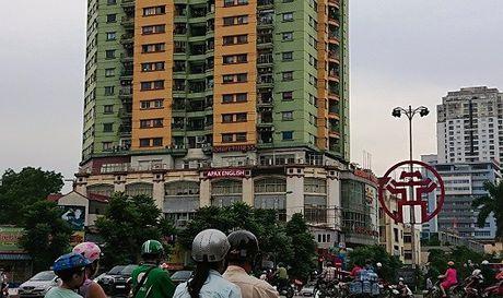 Ha Noi: Vi sao Quan Dong Da tri hoan kien toan Ban quan tri Nha chung cu 71 Nguyen Chi Thanh? - Anh 1
