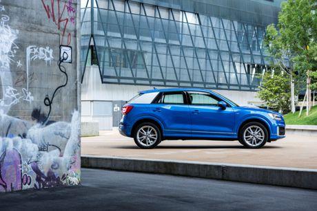 Audi Q2 duoc trang bi dong co moi voi suc manh 'bat ngo' - Anh 2