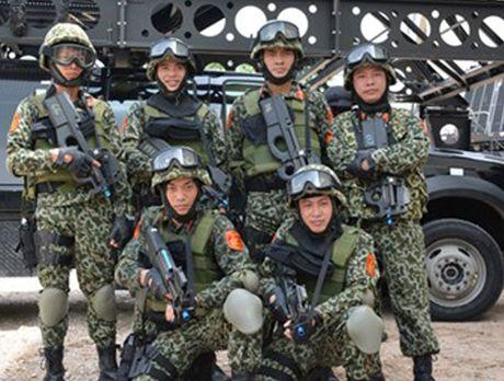 Bao My ca ngoi ky nang tac chien dinh cao cua dac cong Viet Nam - Anh 5