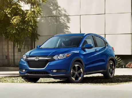 Honda bat ngo nang cap SUV co nho HR-V - Anh 1